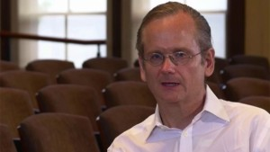 Portrait de Larry Lessig